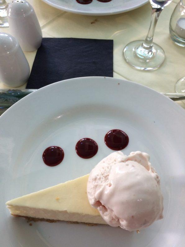 Cheesecake Salieri