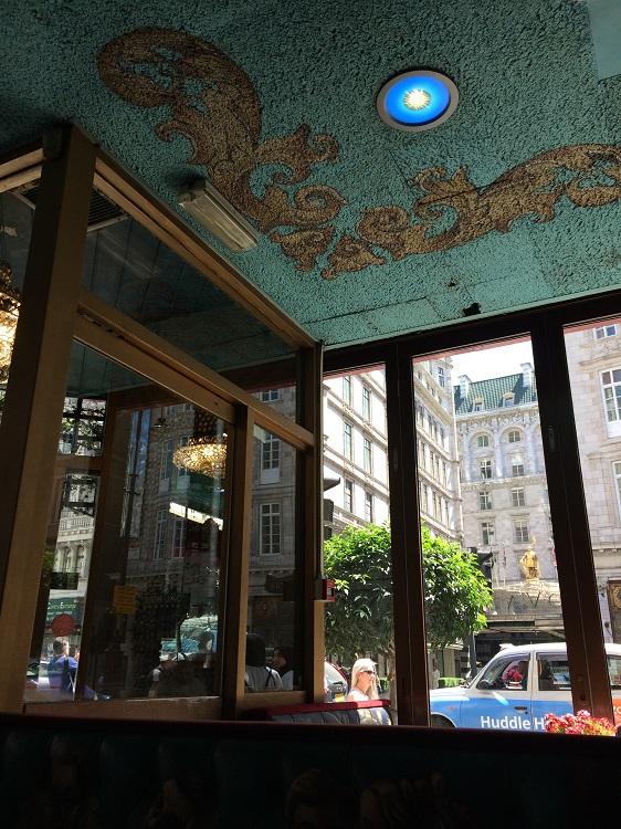 Savoy from salieri restaurant