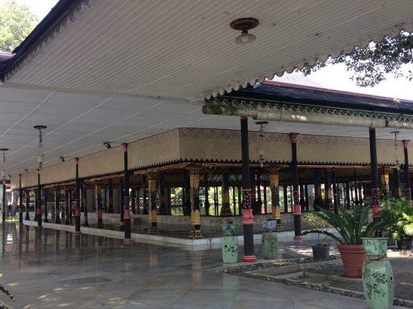 Alun alun Keraton Yogyakarta