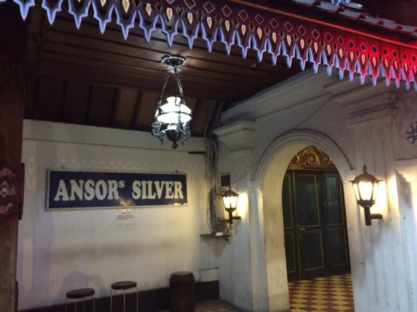 Ansor silver