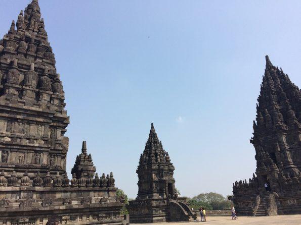 Magnificent Prambanan Temple