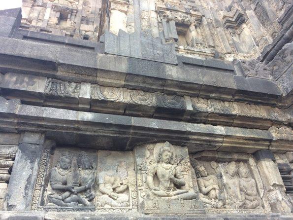 Relief in Candi Prambanan