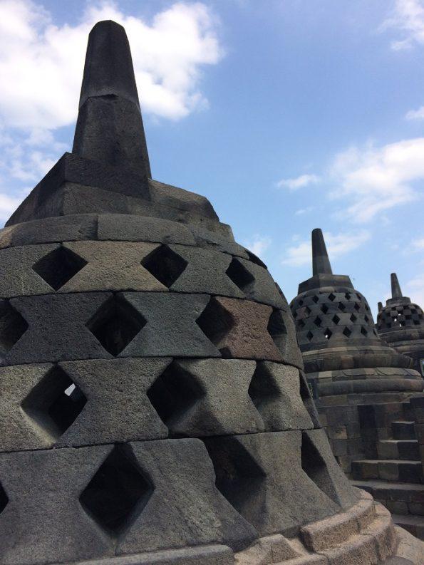 Stupa close up