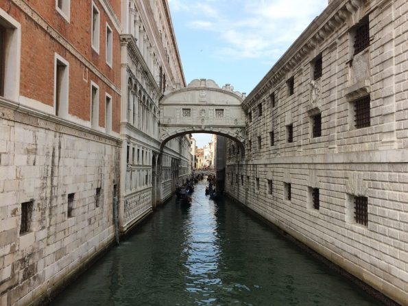 Beautiful Bridge of Sighs