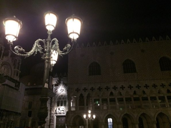 Typical Italian lights beautiful