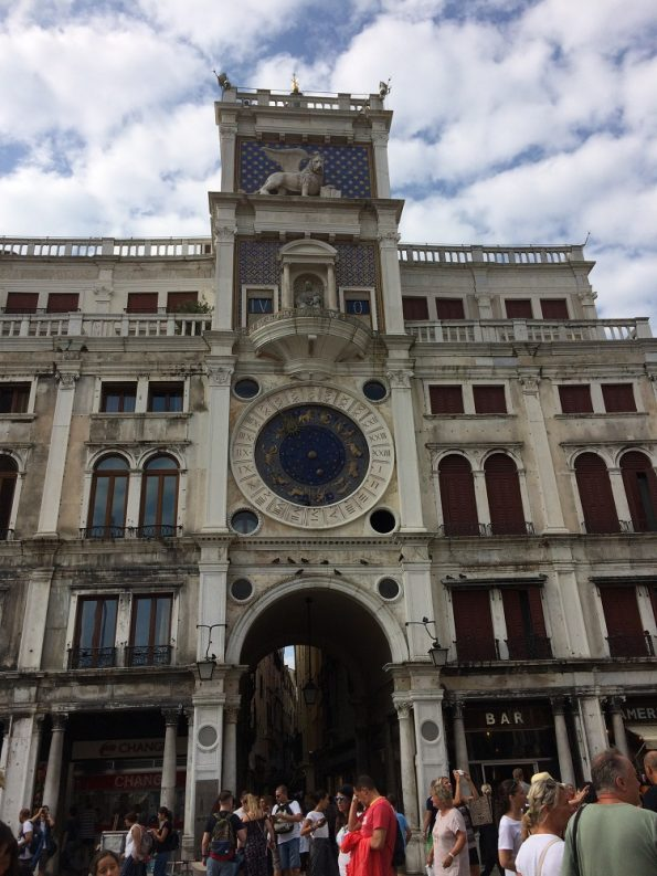 Venetian Astronomical Clock