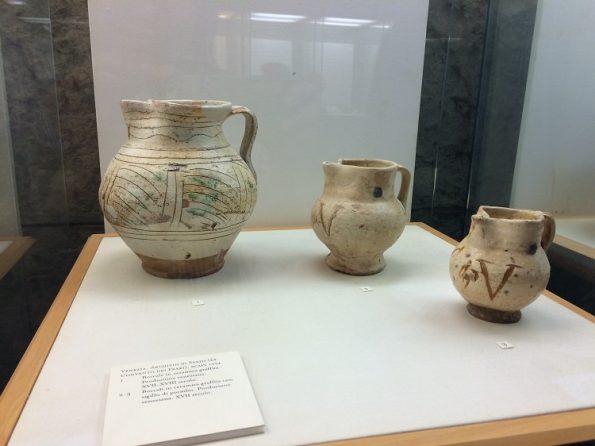 Venetian Ewer Pottery
