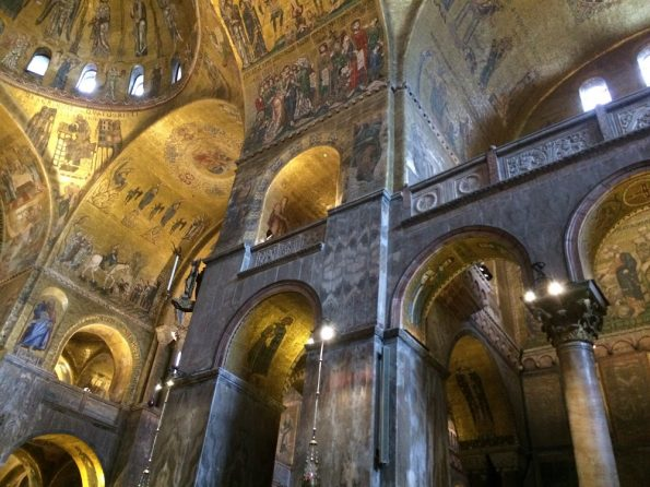 Veneziana Basilica di San Marco Architecture