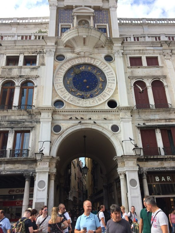 Venice Astronomical Clock