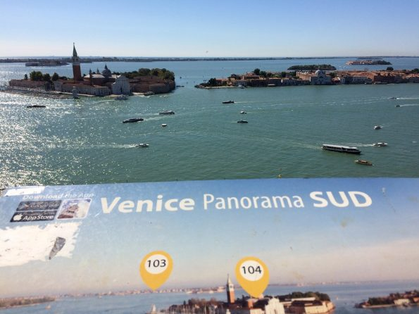 Venice Panorama from the Campanile