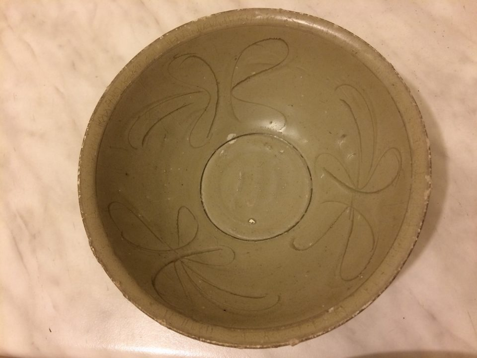 Southern Song Dynasty (probably) from Fujian kiln