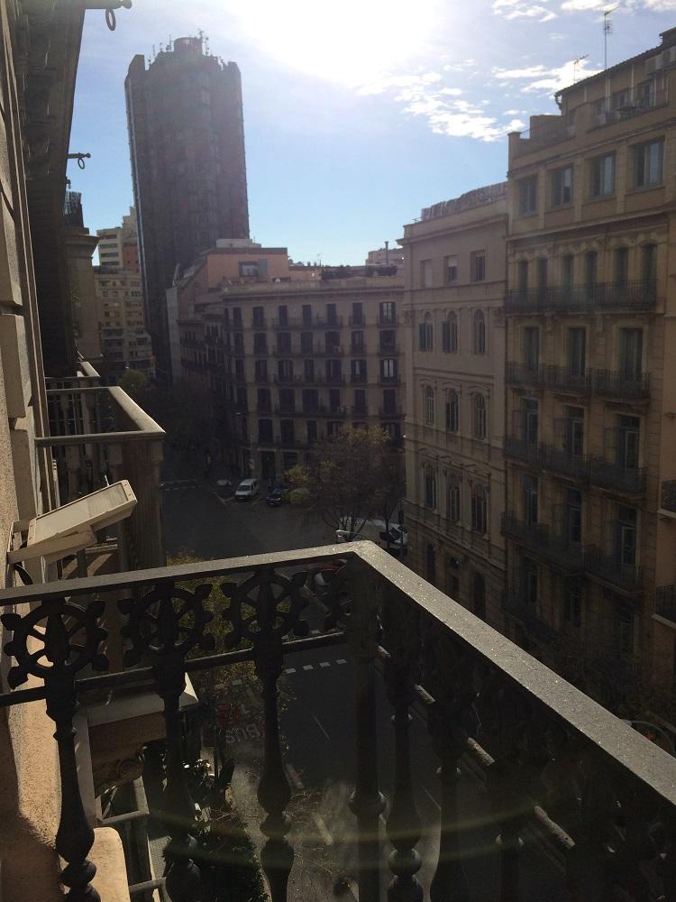 Hotel Roger de Llúria balcony room