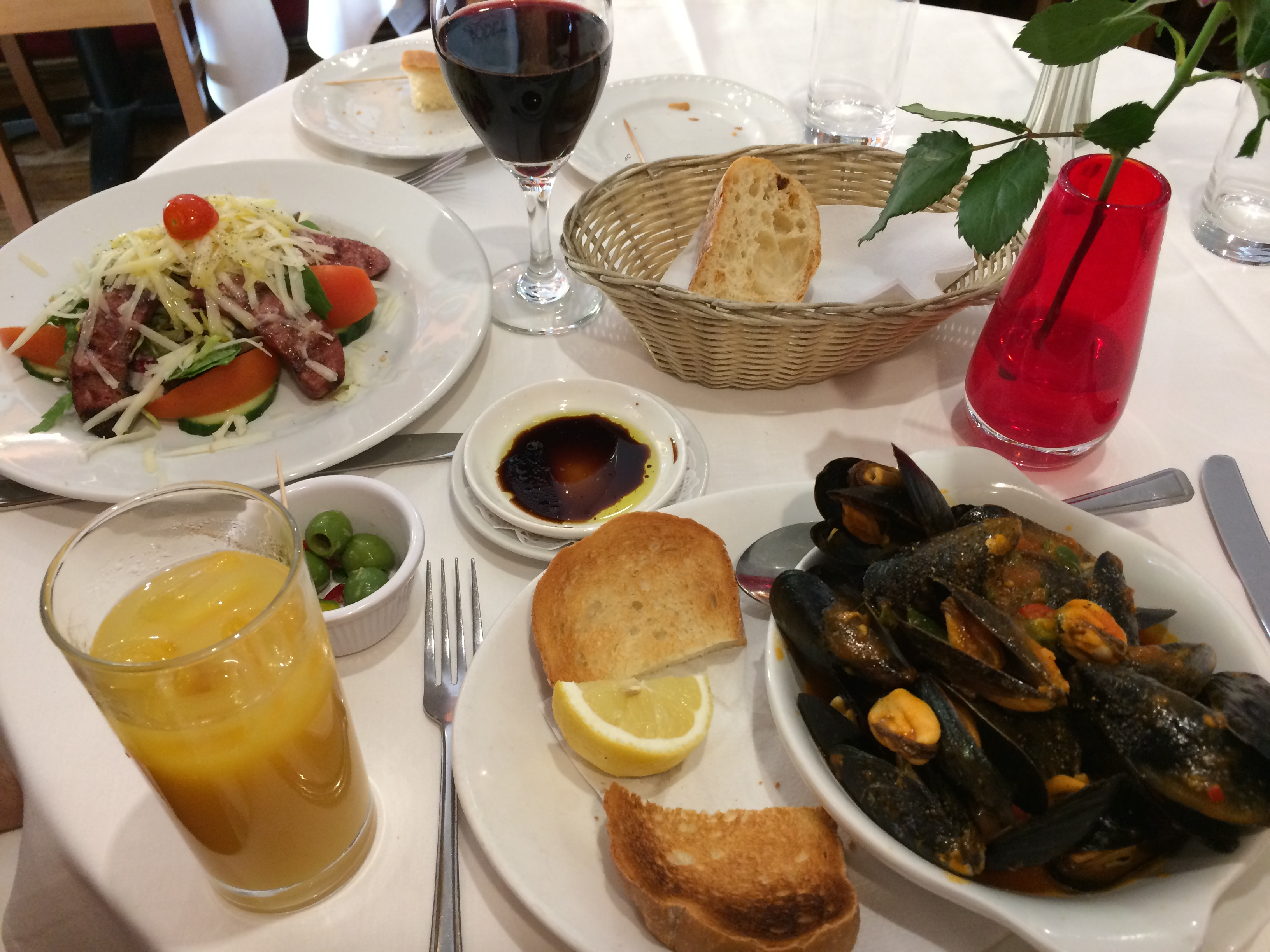 Da Paolo restaurant